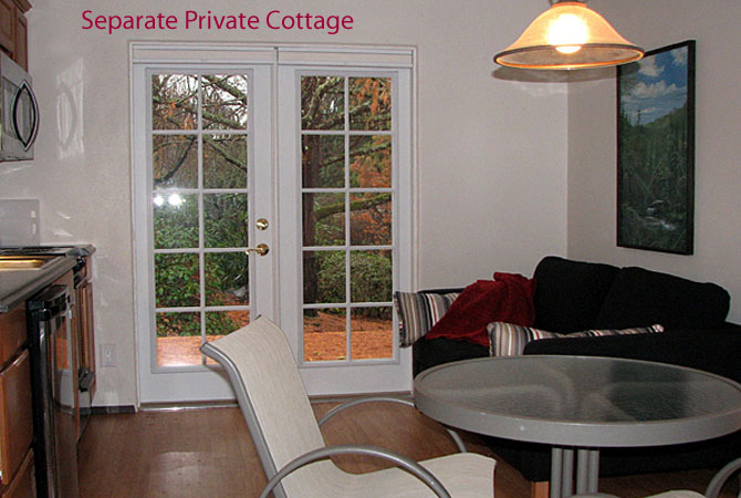 Private Cottage